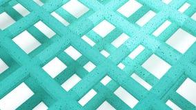 Abstracte 3d geeft achtergrond terug Royalty-vrije Stock Afbeelding