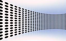 Abstracte 3d lichte geometrische achtergrond Witte textuur met schaduw 3d geef terug Royalty-vrije Stock Foto
