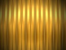 Abstracte 3d metaalachtergrond. Royalty-vrije Stock Foto's