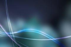 Abstracte dageraadachtergrond Stock Foto's
