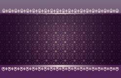 Abstracte de krommeachtergrond van patroonlijnen Royalty-vrije Stock Afbeelding