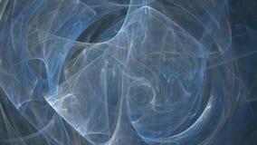 Abstracte de motieachtergrond van het Lite koude blauwe patroon vector illustratie