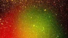 Abstracte in de schaduw gesteld multicolored schittert geweven achtergrond met verlichtingsgevolgen behang royalty-vrije stock foto
