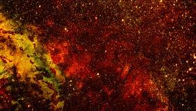 Abstracte in de schaduw gesteld multicolored schittert geweven achtergrond met verlichtingsgevolgen behang royalty-vrije stock afbeeldingen