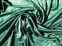 Abstracte de textuurachtergrond van het satijn Stock Foto's