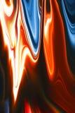 Abstracte de textuurachtergrond van de kleurenstroom vector illustratie