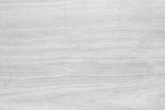 Abstracte de textuurachtergrond van de rustieke oppervlakte witte houten lijst Cl stock afbeelding