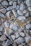 Abstracte de winterachtergrond Stock Fotografie