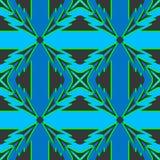 Abstracte decoratieve patronenachtergronden 3D Illustratie Royalty-vrije Stock Fotografie