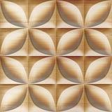 Abstracte decoratieve tegels stock illustratie