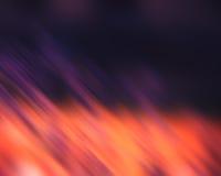 Abstracte diagonale lijnen en gekleurde vlekken Royalty-vrije Stock Foto's