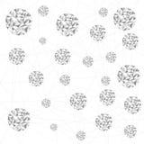 Abstracte diamantachtergrond - vectorontwerp Royalty-vrije Stock Foto