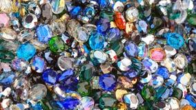 Abstracte Diamanten Stock Afbeelding
