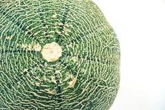 Abstracte dichte omhooggaand van de textuur van de kantaloepmeloen, sluit omhoog de verse zoete kantaloep van de plakmeloen op de stock afbeeldingen