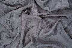 Abstracte die achtergrond van doek wordt gemaakt Royalty-vrije Stock Foto
