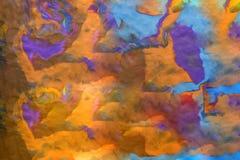 Abstracte die achtergrond van Spelklei wordt gemaakt Stock Foto's