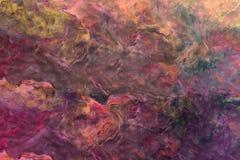 Abstracte die achtergrond van Spelklei wordt gemaakt Royalty-vrije Stock Foto
