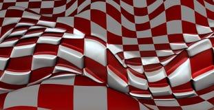 Abstracte digitale achtergrond Stock Afbeelding
