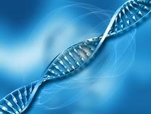 Abstracte DNA Stock Afbeeldingen