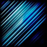 Abstracte donkerblauw Royalty-vrije Stock Foto's