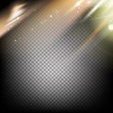 Abstracte donkere achtergrond royalty-vrije illustratie
