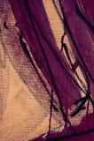 Abstracte donkere het schilderen achtergrond Royalty-vrije Stock Foto's