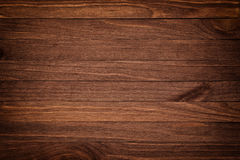 Abstracte donkere houten achtergrond, uitstekende toonstijl Royalty-vrije Stock Afbeeldingen