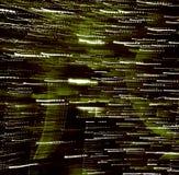 Abstracte donkergroene achtergrond voor Webontwerp en om het even welk art. De textuur van de neonlichtoppervlakte voor Webontwer Royalty-vrije Stock Afbeelding