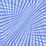 Abstracte dynamische achtergrond - vectorillustratie van gestreepte stralen stock illustratie