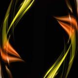 Abstracte elegante achtergrondontwerpillustratie Royalty-vrije Stock Fotografie