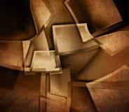 Abstracte elementen Royalty-vrije Stock Fotografie