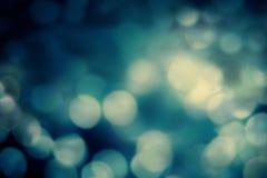 Abstracte feestelijke achtergrond Schitter uitstekende lichtenachtergrond w Royalty-vrije Stock Afbeeldingen