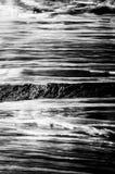 Abstracte foto van water Stock Foto's
