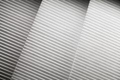 Abstracte fotoachtergrond met witte luifels Stock Foto