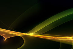 Abstracte Fractal Stock Fotografie