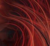 Abstracte Fractal Achtergrond stock foto