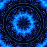 Abstracte fractal achtergrond Royalty-vrije Stock Afbeeldingen