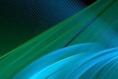 Abstracte Fractal Achtergrond Stock Fotografie