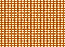 Abstracte fractal achtergrond - de herfstbladeren Royalty-vrije Stock Fotografie