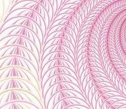Abstracte fractal achtergrond, textuur Stock Fotografie
