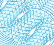 Abstracte fractal achtergrond, textuur Stock Foto's