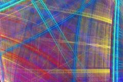 Abstracte fractal achtergrond, textuur Royalty-vrije Stock Afbeelding