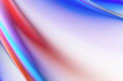 Abstracte fractal achtergrond, textuur, 2D illustratie Stock Foto's