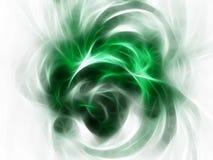 Abstracte fractal als achtergrond Royalty-vrije Stock Afbeelding