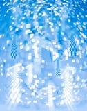 Abstracte futuristische achtergrond Stock Fotografie