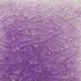 Abstracte, Gebarsten glasachtergrond Royalty-vrije Stock Afbeelding
