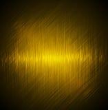 Abstracte Gele achtergrond Royalty-vrije Stock Afbeeldingen