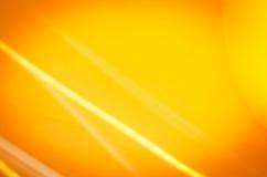 Abstracte Gele achtergrond Royalty-vrije Stock Foto's