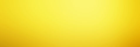 Abstracte gele achtergrond met gradiënt, onduidelijk beeldtextuur met cop Royalty-vrije Stock Foto