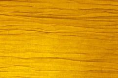 Abstracte gele horizontale achtergrond Stock Afbeelding